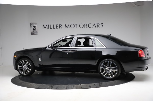 Used 2017 Rolls-Royce Ghost for sale Call for price at Maserati of Westport in Westport CT 06880 6