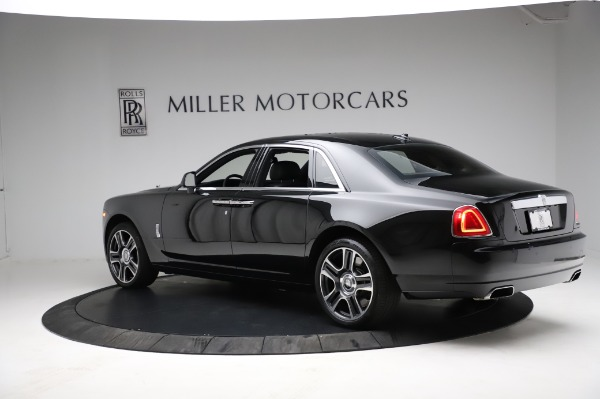 Used 2017 Rolls-Royce Ghost for sale Call for price at Maserati of Westport in Westport CT 06880 7
