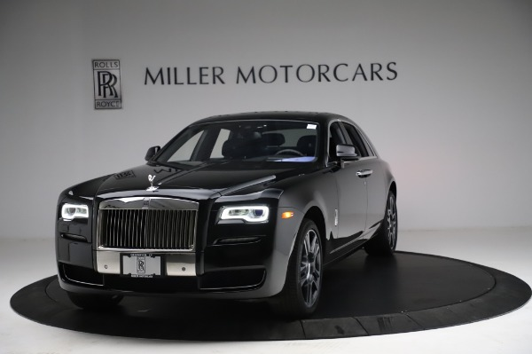 Used 2017 Rolls-Royce Ghost for sale Call for price at Maserati of Westport in Westport CT 06880 1