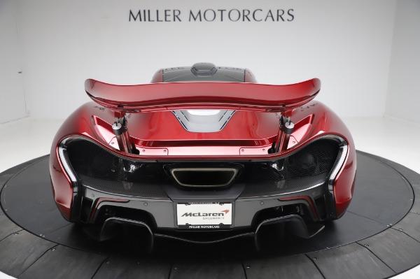 Used 2014 McLaren P1 for sale Call for price at Maserati of Westport in Westport CT 06880 19