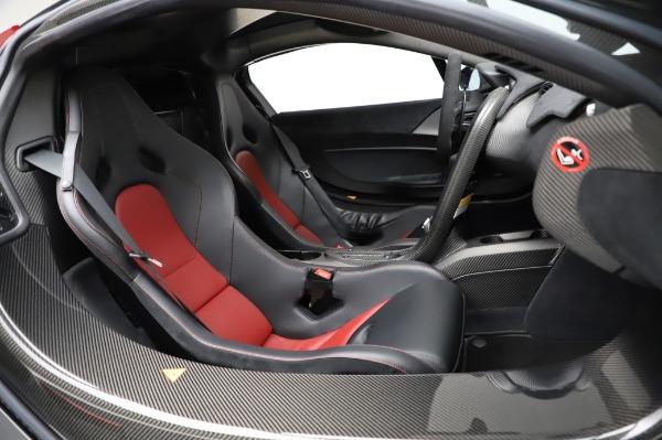 Used 2014 McLaren P1 for sale Call for price at Maserati of Westport in Westport CT 06880 22