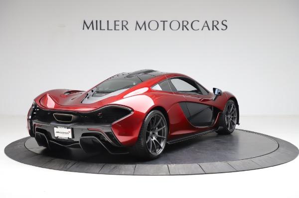 Used 2014 McLaren P1 for sale Call for price at Maserati of Westport in Westport CT 06880 28