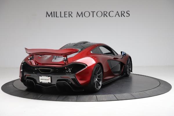 Used 2014 McLaren P1 for sale Call for price at Maserati of Westport in Westport CT 06880 9