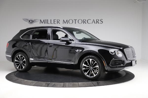 Used 2018 Bentley Bentayga Onyx Edition for sale $149,900 at Maserati of Westport in Westport CT 06880 10