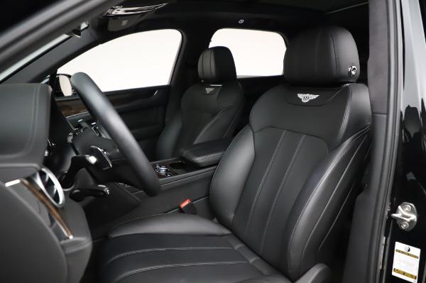 Used 2018 Bentley Bentayga Onyx Edition for sale $149,900 at Maserati of Westport in Westport CT 06880 19