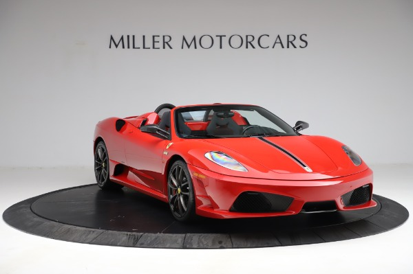 Used 2009 Ferrari 430 Scuderia Spider 16M for sale Call for price at Maserati of Westport in Westport CT 06880 12