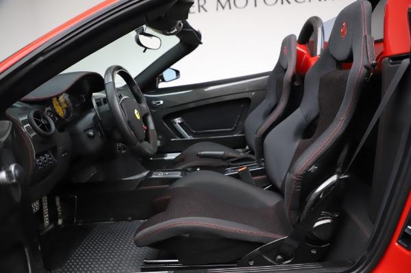 Used 2009 Ferrari 430 Scuderia Spider 16M for sale Call for price at Maserati of Westport in Westport CT 06880 15
