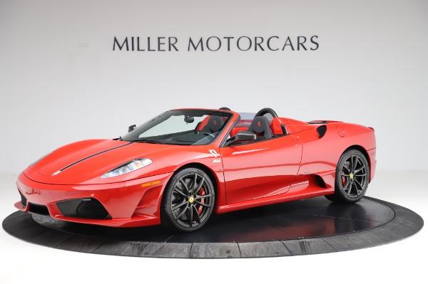 Used 2009 Ferrari 430 Scuderia Spider 16M for sale Call for price at Maserati of Westport in Westport CT 06880 2
