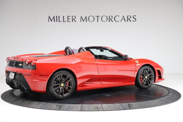 Used 2009 Ferrari 430 Scuderia Spider 16M for sale Call for price at Maserati of Westport in Westport CT 06880 8