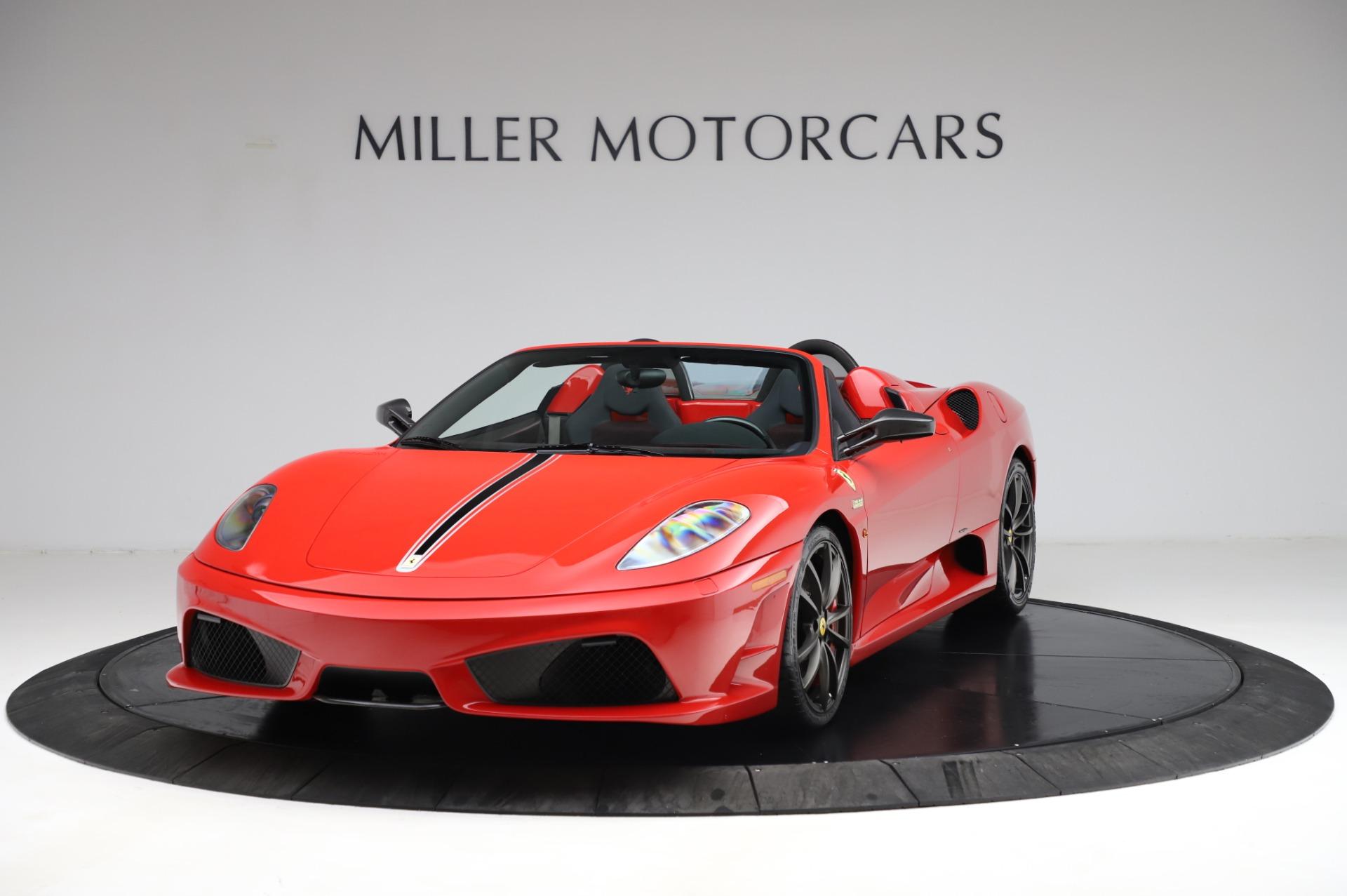 Used 2009 Ferrari 430 Scuderia Spider 16M for sale Call for price at Maserati of Westport in Westport CT 06880 1