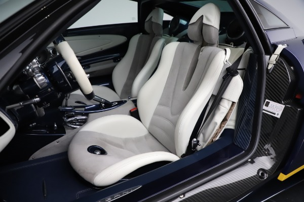 Used 2014 Pagani Huayra for sale Call for price at Maserati of Westport in Westport CT 06880 15