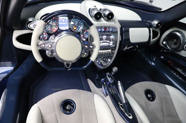 Used 2014 Pagani Huayra for sale Call for price at Maserati of Westport in Westport CT 06880 17