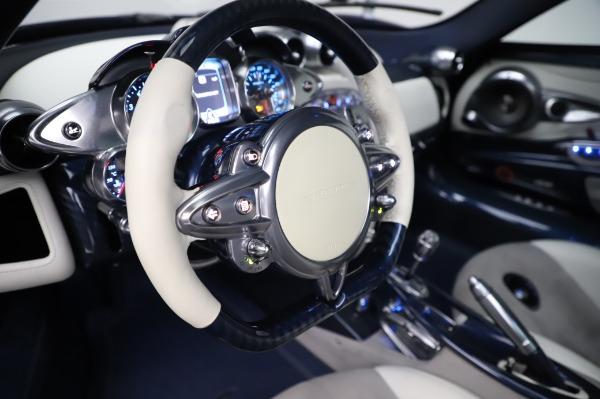 Used 2014 Pagani Huayra for sale Call for price at Maserati of Westport in Westport CT 06880 18