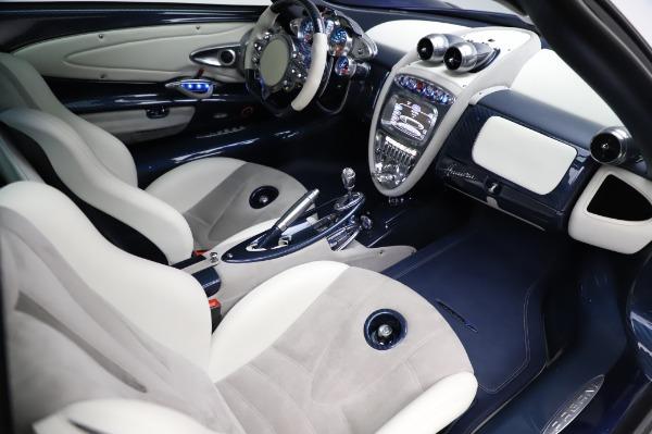Used 2014 Pagani Huayra for sale Call for price at Maserati of Westport in Westport CT 06880 21