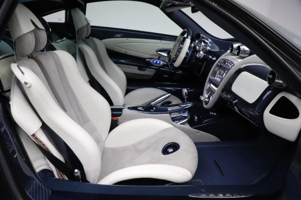 Used 2014 Pagani Huayra for sale Call for price at Maserati of Westport in Westport CT 06880 22