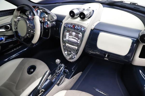 Used 2014 Pagani Huayra for sale Call for price at Maserati of Westport in Westport CT 06880 24