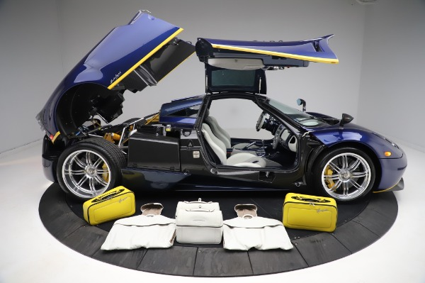 Used 2014 Pagani Huayra for sale Call for price at Maserati of Westport in Westport CT 06880 26