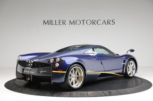 Used 2014 Pagani Huayra for sale Call for price at Maserati of Westport in Westport CT 06880 8