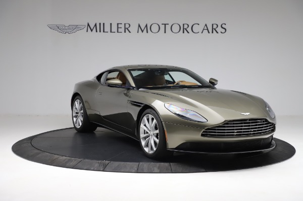 Used 2018 Aston Martin DB11 V8 for sale $151,900 at Maserati of Westport in Westport CT 06880 10