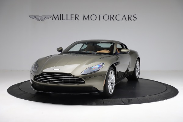 Used 2018 Aston Martin DB11 V8 for sale $151,900 at Maserati of Westport in Westport CT 06880 12