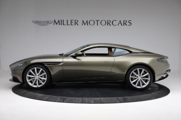 Used 2018 Aston Martin DB11 V8 for sale $151,900 at Maserati of Westport in Westport CT 06880 2