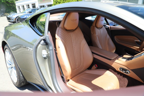 Used 2018 Aston Martin DB11 V8 for sale $151,900 at Maserati of Westport in Westport CT 06880 23