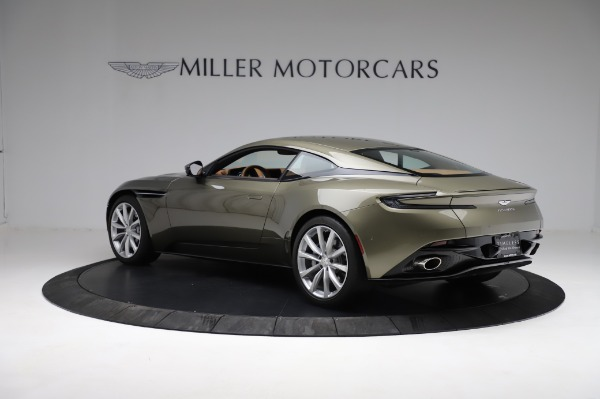 Used 2018 Aston Martin DB11 V8 for sale $151,900 at Maserati of Westport in Westport CT 06880 3
