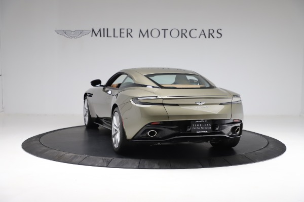 Used 2018 Aston Martin DB11 V8 for sale $151,900 at Maserati of Westport in Westport CT 06880 4
