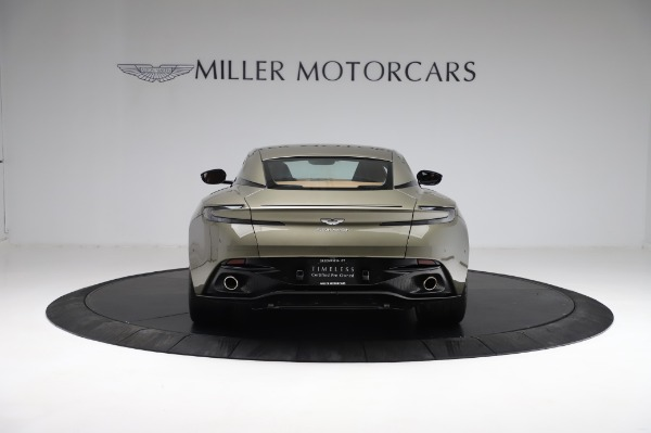 Used 2018 Aston Martin DB11 V8 for sale $151,900 at Maserati of Westport in Westport CT 06880 5