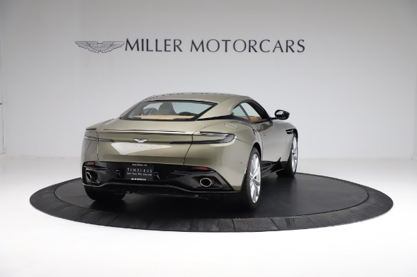 Used 2018 Aston Martin DB11 V8 for sale $151,900 at Maserati of Westport in Westport CT 06880 6