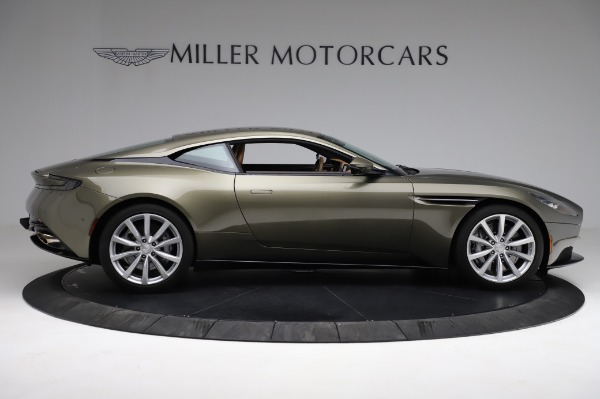 Used 2018 Aston Martin DB11 V8 for sale $151,900 at Maserati of Westport in Westport CT 06880 8