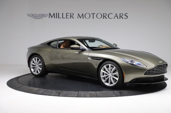 Used 2018 Aston Martin DB11 V8 for sale $151,900 at Maserati of Westport in Westport CT 06880 9