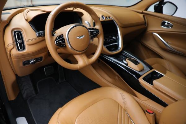 New 2021 Aston Martin DBX for sale $207,886 at Maserati of Westport in Westport CT 06880 13