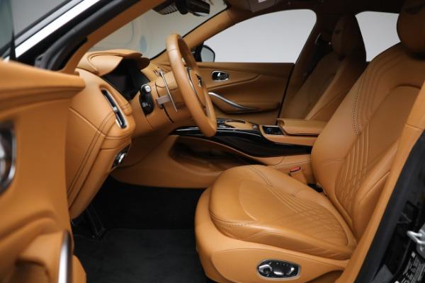 New 2021 Aston Martin DBX for sale $207,886 at Maserati of Westport in Westport CT 06880 14