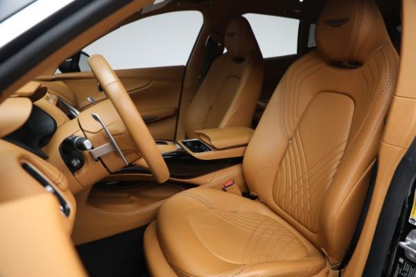 New 2021 Aston Martin DBX for sale $207,886 at Maserati of Westport in Westport CT 06880 15