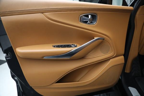 New 2021 Aston Martin DBX for sale $207,886 at Maserati of Westport in Westport CT 06880 16