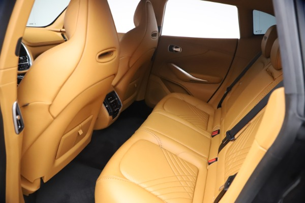 New 2021 Aston Martin DBX for sale $207,886 at Maserati of Westport in Westport CT 06880 17