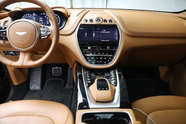 New 2021 Aston Martin DBX for sale $207,886 at Maserati of Westport in Westport CT 06880 19