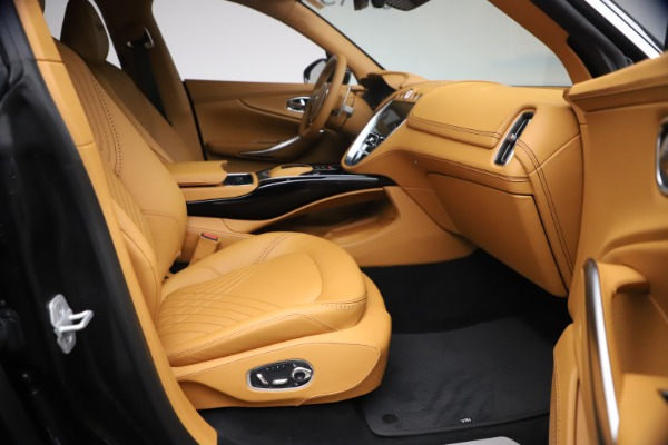 New 2021 Aston Martin DBX for sale $207,886 at Maserati of Westport in Westport CT 06880 20