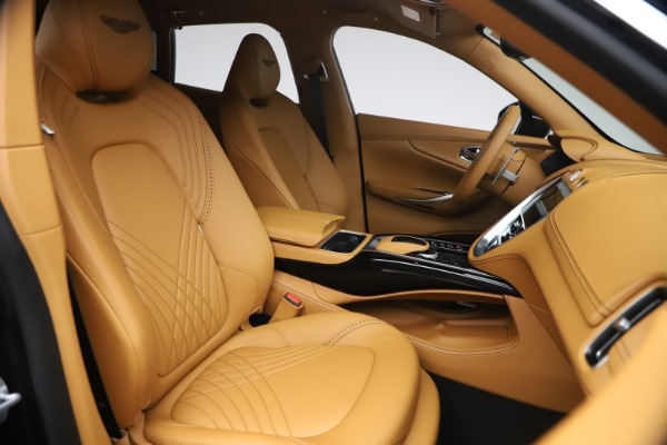 New 2021 Aston Martin DBX for sale $207,886 at Maserati of Westport in Westport CT 06880 21