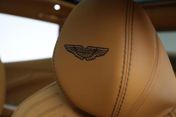 New 2021 Aston Martin DBX for sale $207,886 at Maserati of Westport in Westport CT 06880 23