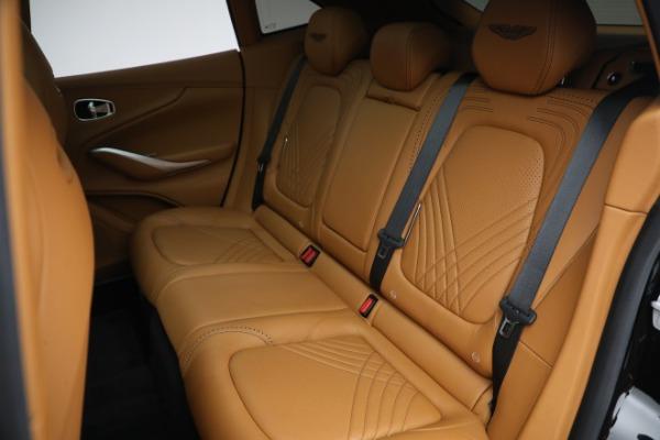 New 2021 Aston Martin DBX for sale $207,886 at Maserati of Westport in Westport CT 06880 24