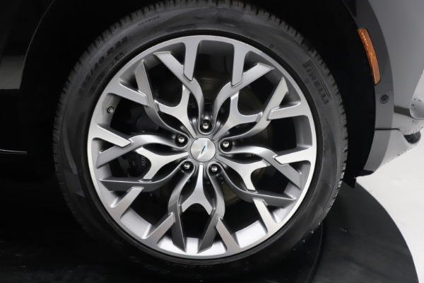 New 2021 Aston Martin DBX for sale $207,886 at Maserati of Westport in Westport CT 06880 26