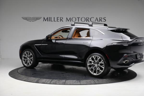 New 2021 Aston Martin DBX for sale $207,886 at Maserati of Westport in Westport CT 06880 3