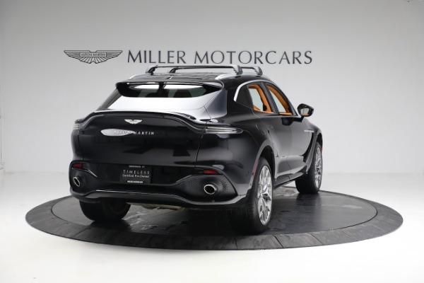 New 2021 Aston Martin DBX for sale $207,886 at Maserati of Westport in Westport CT 06880 6