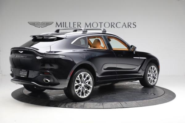 New 2021 Aston Martin DBX for sale $207,886 at Maserati of Westport in Westport CT 06880 7