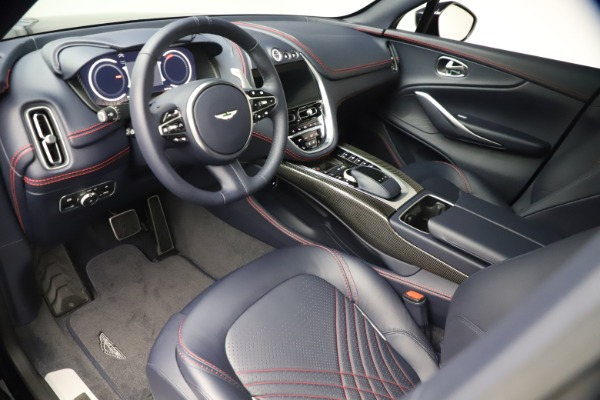 New 2021 Aston Martin DBX for sale $213,086 at Maserati of Westport in Westport CT 06880 13