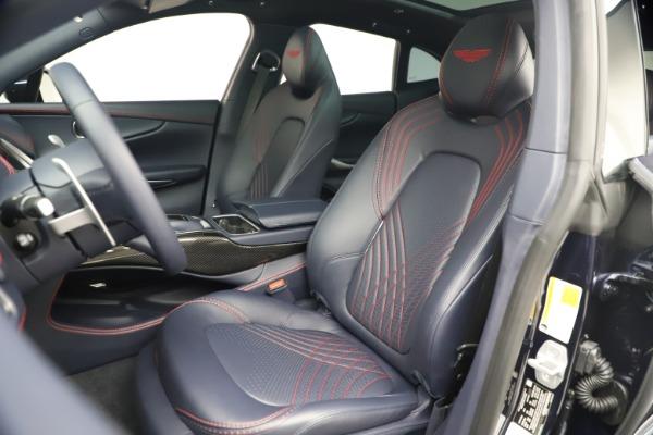 New 2021 Aston Martin DBX for sale $213,086 at Maserati of Westport in Westport CT 06880 15
