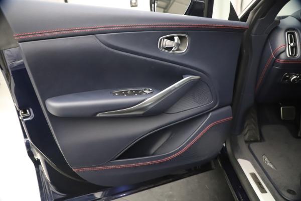New 2021 Aston Martin DBX for sale $213,086 at Maserati of Westport in Westport CT 06880 16
