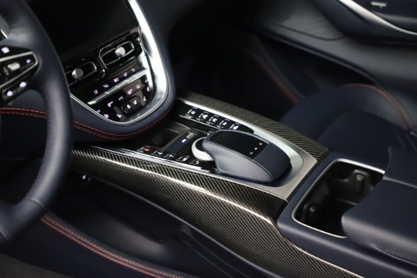 New 2021 Aston Martin DBX for sale $213,086 at Maserati of Westport in Westport CT 06880 17